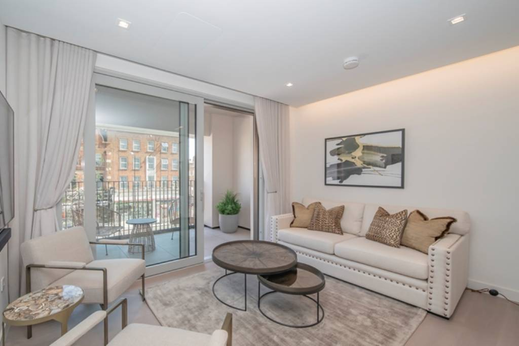 Flat 11, Garrett Mansions, West End Gate, 283 Edgware Road, W2 1EY - Image 2